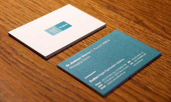 Evalion business card